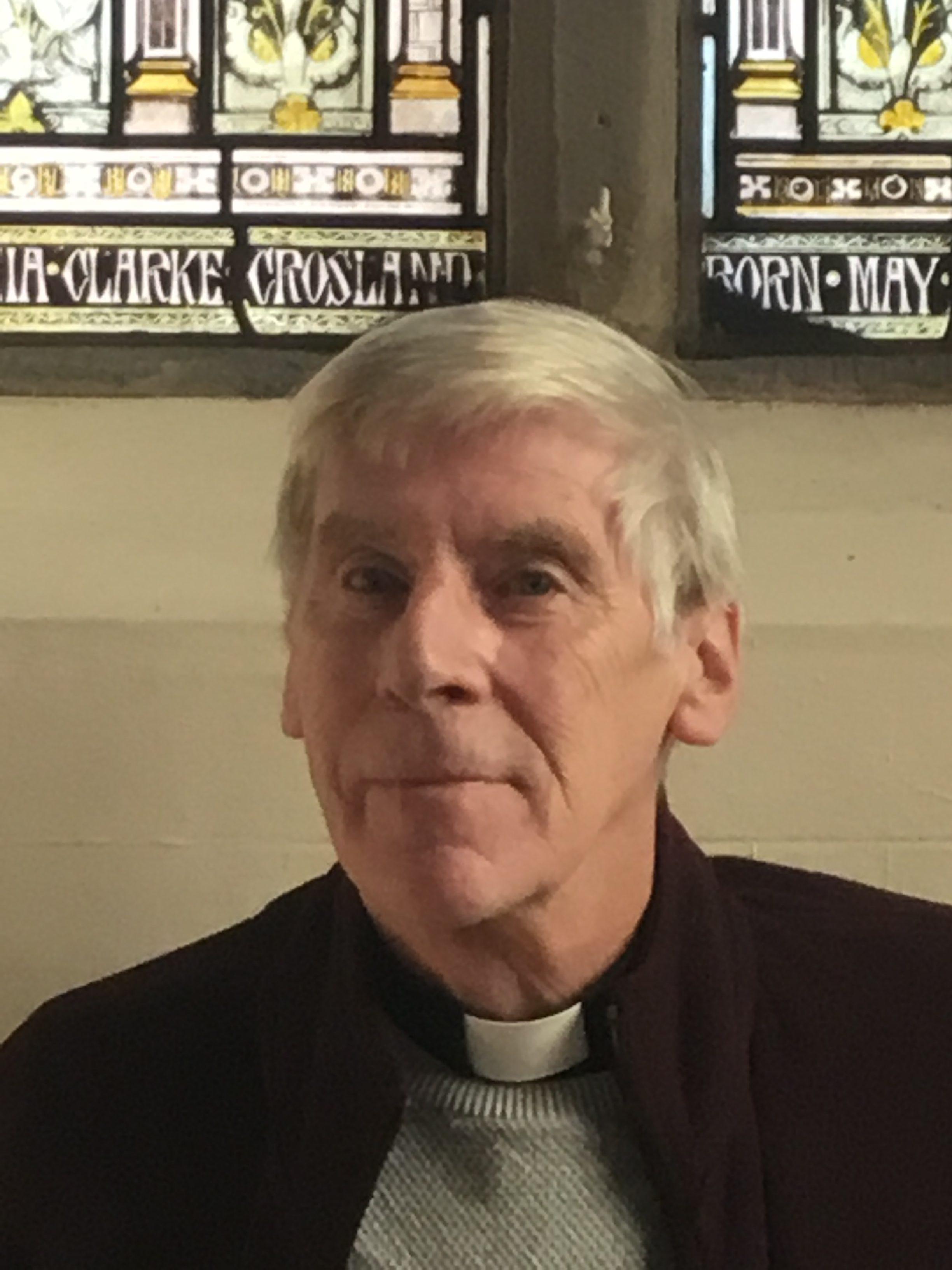Graham Wilson - Associate Priest