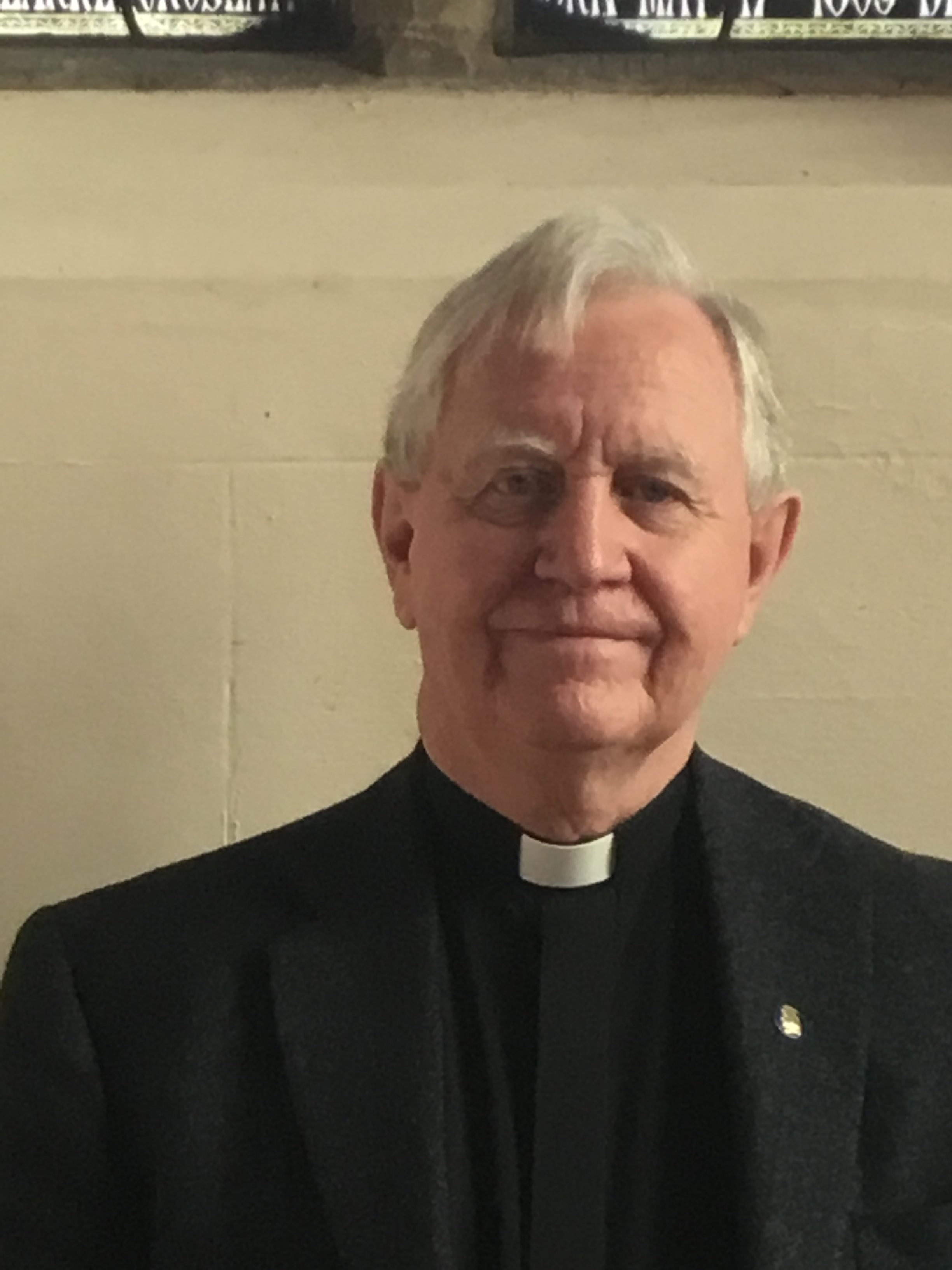 Terry Colling - Associate Priest